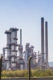 Petroleum plant Stock Photo