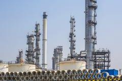 Petroleum plant Stock Images
