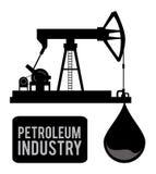 Petroleum price design. Petroleum concept with price icons design, vector illustration 10 eps graphic Stock Photos