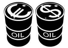 Petroleum products Royalty Free Stock Photography