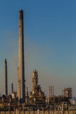 Petroleum Refinery Plant Royalty Free Stock Photography