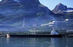 Petroliera immagine stock