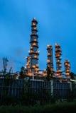 Petrolio raffinato Immagine Stock