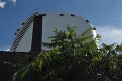 Petrolium tank Royalty Free Stock Image