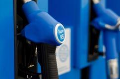 Petroll de relleno en la estación foto de archivo libre de regalías