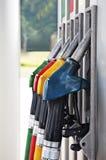petrolstation Fotografering för Bildbyråer