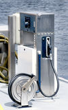 Petrolstation   Royaltyfri Fotografi