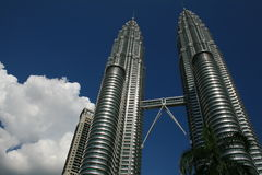 Petronas Royalty Free Stock Photo
