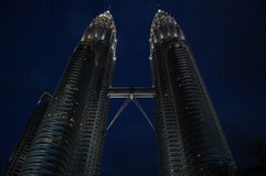 Petronas Image libre de droits