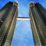 Petronas Royaltyfri Bild