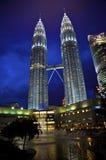 Petronas Foto de archivo libre de regalías