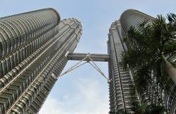Petronas Góruje Zdjęcia Stock