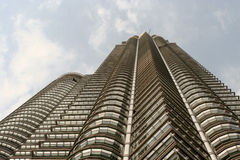 Petronas-Kontrollturm Lizenzfreie Stockfotografie