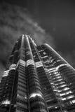 Petronas-Kontrollturm Stockfotografie