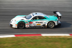 Petronas Lexus 1, SuperGT 2010 Stock Photography