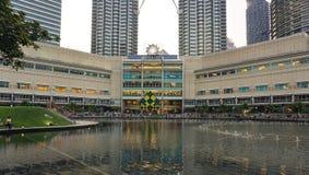 The Petronas shopping mall in Kuala Lumpur, Malaysia.  Stock Image