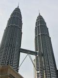 Petronas-Türme Stockbilder