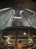 Petronas torn Royaltyfria Bilder