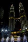 Petronas torn arkivfoton