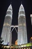 Petronas torn Royaltyfria Foton
