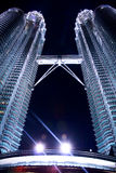Petronas tower Royalty Free Stock Image