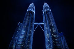 Petronas tower Stock Photography