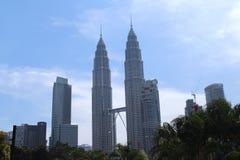Petronas Tower Royalty Free Stock Photography