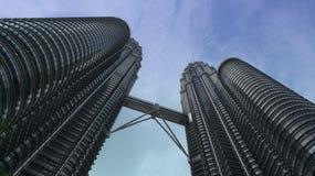 Petronas Towers Stock Image