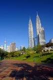 The Petronas Towers Royalty Free Stock Image