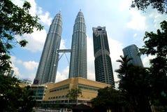 Petronas Towers Stock Images