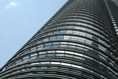 The Petronas towers stock images