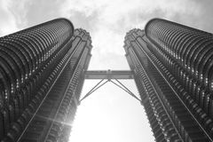 Petronas Towers Royalty Free Stock Image