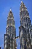 Petronas Towers – Kuala Lumpur, Malaysia Royalty Free Stock Photo
