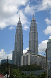 Petronas Towers, Kuala Lumpur, Malaysia Stock Photo