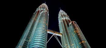 Petronas towers Royalty Free Stock Image