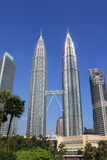 Petronas Towers Stock Photography