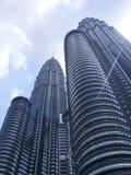 Petronas Towers, Skyscraper Stock Photo