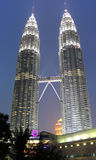 Petronas Towers Royalty Free Stock Images