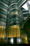 Petronas tvillingbröder Royaltyfri Bild
