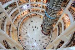 Petronas Tweelingtorens, Maleisië royalty-vrije stock fotografie