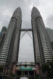 Petronas-Twin Tower Lizenzfreie Stockbilder