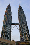 Petronas-Twin Tower Stockfotografie