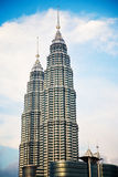 Petronas-Twin Tower Stockbild