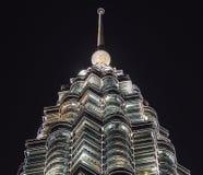 Petronas Twin Tower, Kuala Lumpur, Malaysia Royalty Free Stock Images