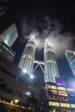 Petronas Twin Tower, Kuala Lumpur, Malaysia Stock Photo