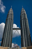 Petronas Twin Towers Stock Photography