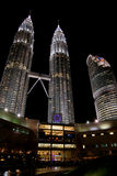 Petronas Twin Towers Royalty Free Stock Image