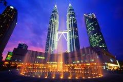 Free Petronas Twin Towers Stock Image - 25361471