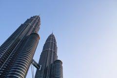 petronas twin towers Obraz Stock