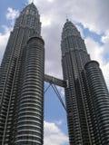 Petronas Twin Towers Stock Photo